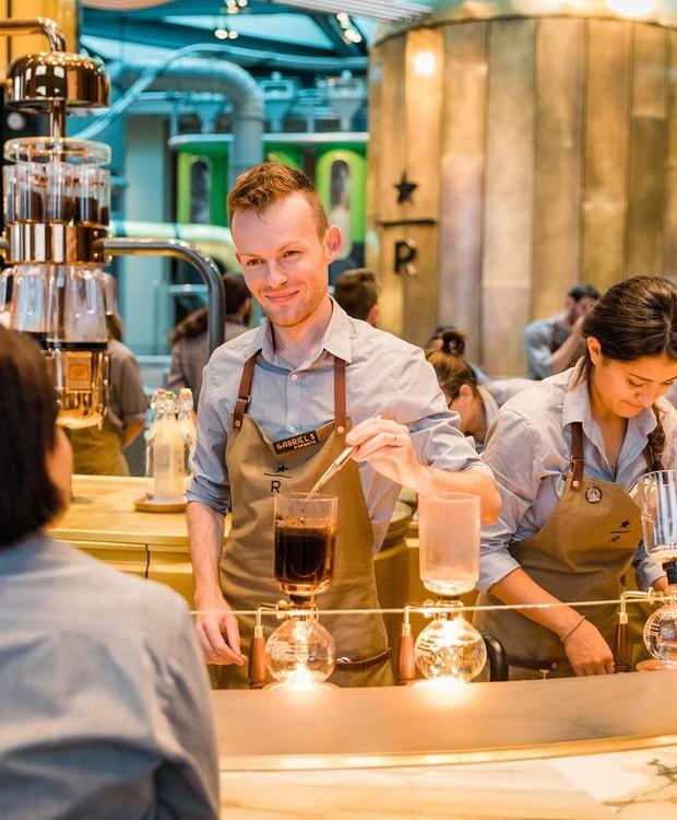 O cardápio foi adaptado para agradar os clientes italianos (Foto: Starbucks/ Reprodução)