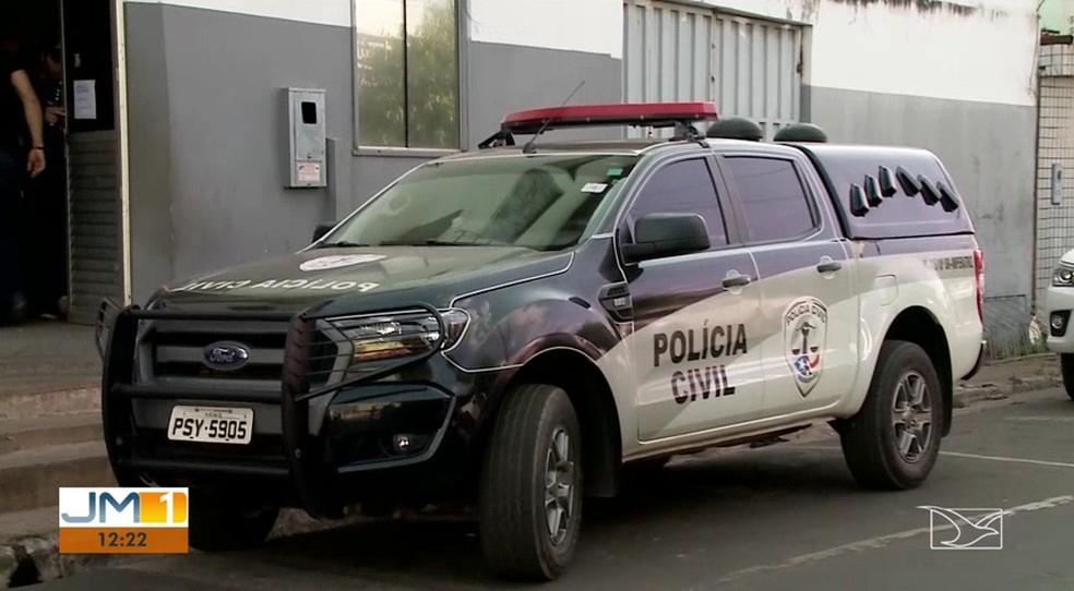 Segundo a Polícia Civil do Maranhão, falta de efetivo policial atrasa as prisões ordenadas pela Justiça — Foto: Reprodução/TV Mirante