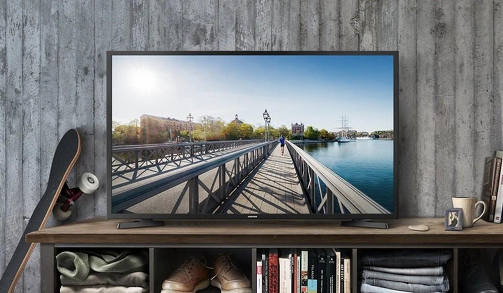 De TVs a babá eletrônica: veja dispositivos smarts que podem ser usados por criminosos para espionar sua casa — Foto: Divulgação/Samsung
