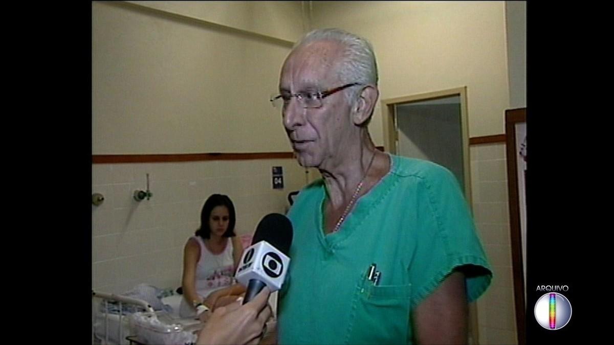 Médico Renam Tinoco, considerado um dos maiores cirurgiões do país, morre em Itaperuna, no RJ