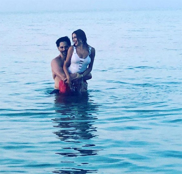 Sofia Vergara e Joe Manganiello (Foto: Instagram)