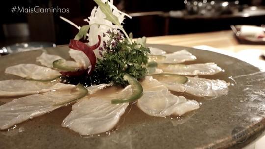 Culinária japonesa é destaque no quadro 'Segredos da Cozinha'