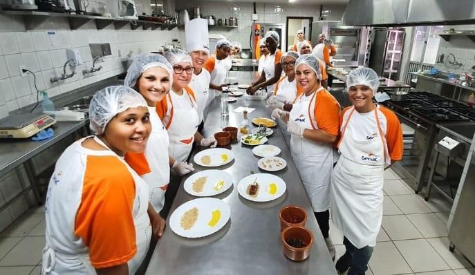 Abertas inscrições para cursos gratuitos na área de gastronomia em Vassouras