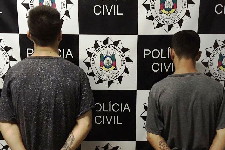 Presos dois suspeitos de envolvimento em chacina com quatro mortos na Zona Norte de Porto Alegre