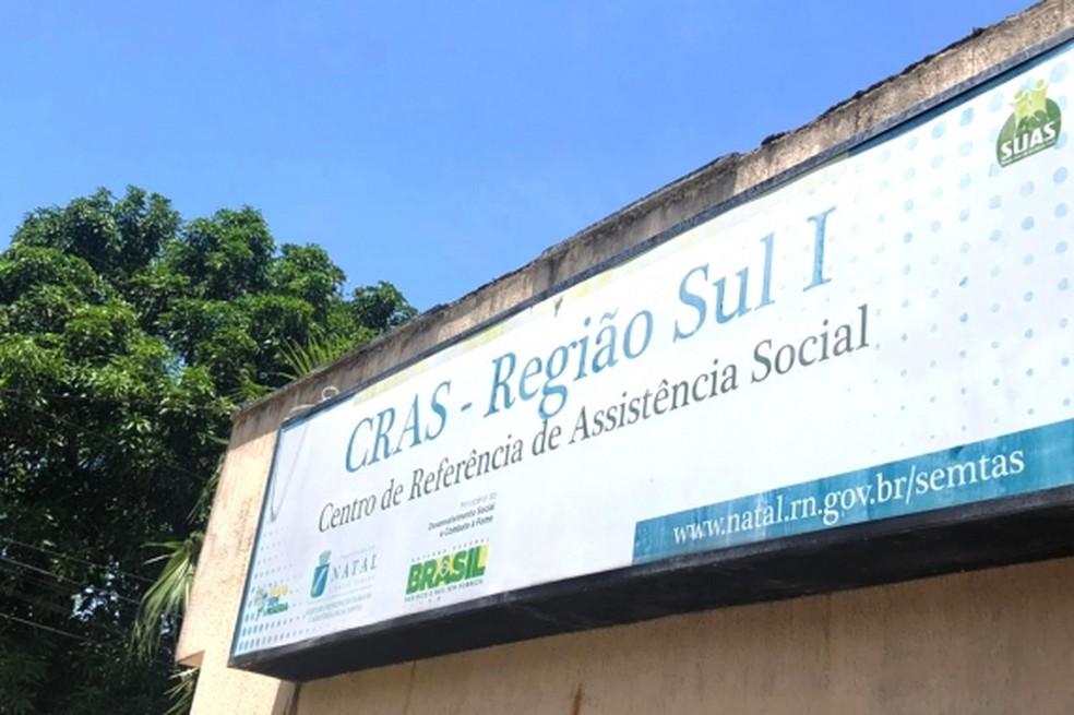 CRAS (Centro de Referência de Assistência Social) na Vila de Ponta Negra — Foto: Divulgação