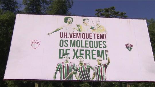 Entre dificuldades financeiras e paralisações, Fluminense tenta alcançar bom futebol e resultados