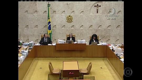 Discussão sobre nova denúncia contra Temer é suspensa no STF