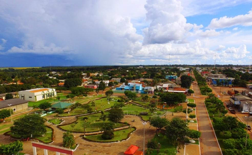 Gaúcha do Norte — Foto: Prefeitura de Gaúcha do Norte