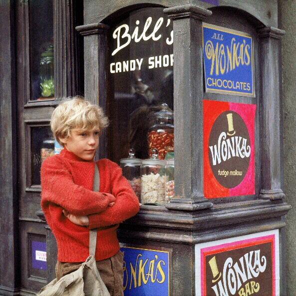 Peter Ostrum em A Fantástica Fábrica de Chocolate (1971)  (Foto: Divulgação)