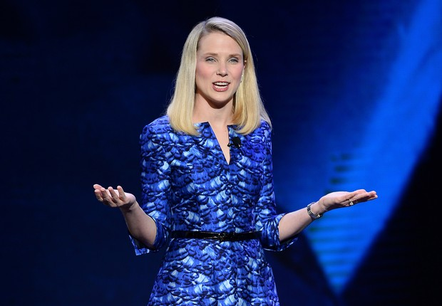 Marissa Mayer, ex-CEO do Yahoo! (Foto: Ethan Miller/Getty Images)