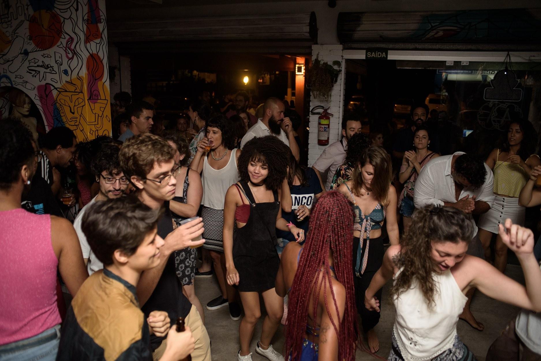 DJ Hum faz show em espaço de arte e cultura em Campinas  - Noticias