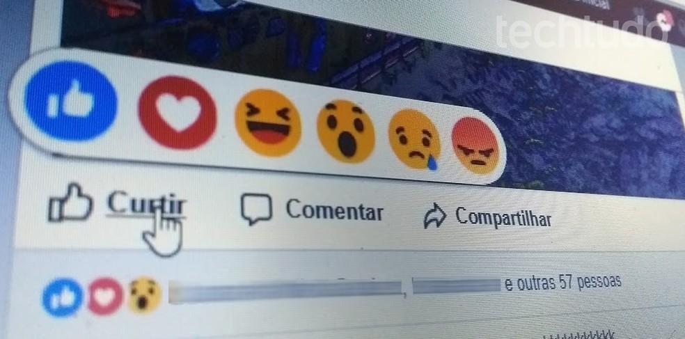 Facebook é o aplicativo mais baixado da década — Foto: Bruno Soares/TechTudo