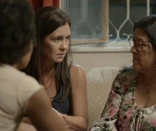 Cena de 'Amor de mãe' | TV Globo
