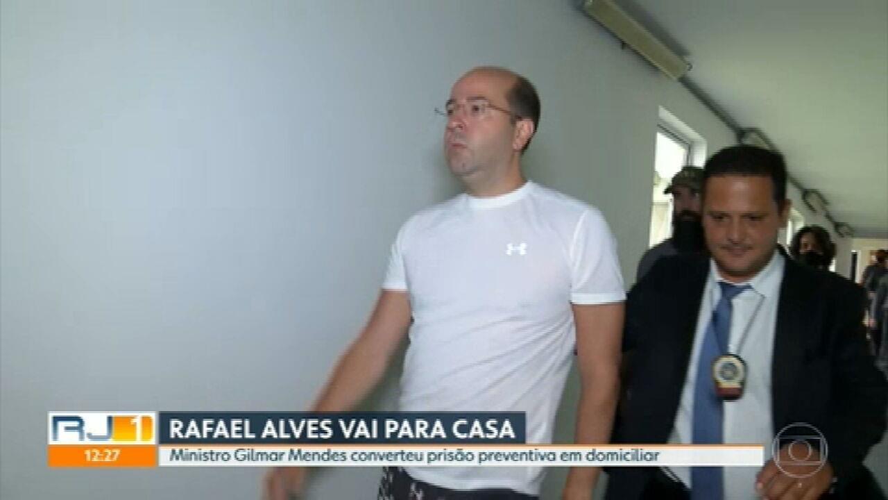 Gilmar Mendes concede prisão domiciliar ao acusado de ser operador do 'QG da Propina' da Prefeitura do Rio