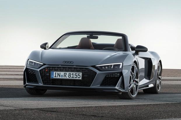 Audi R8 2019 (Foto: divulgação)