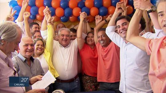 Solidariedade define apoio a Paulo Câmara, do PSB, em Pernambuco