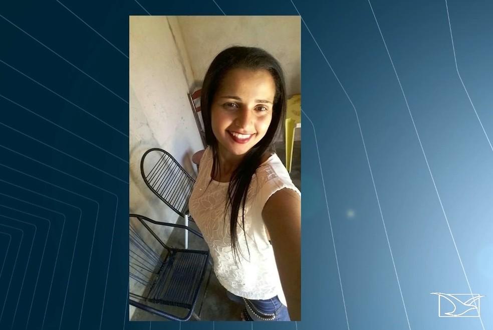 Adaleia Carvalho da Silva deixou dois filhos, sendo que um deles é, inclusive, filho do seu ex-marido — Foto: Reprodução/TV Mirante