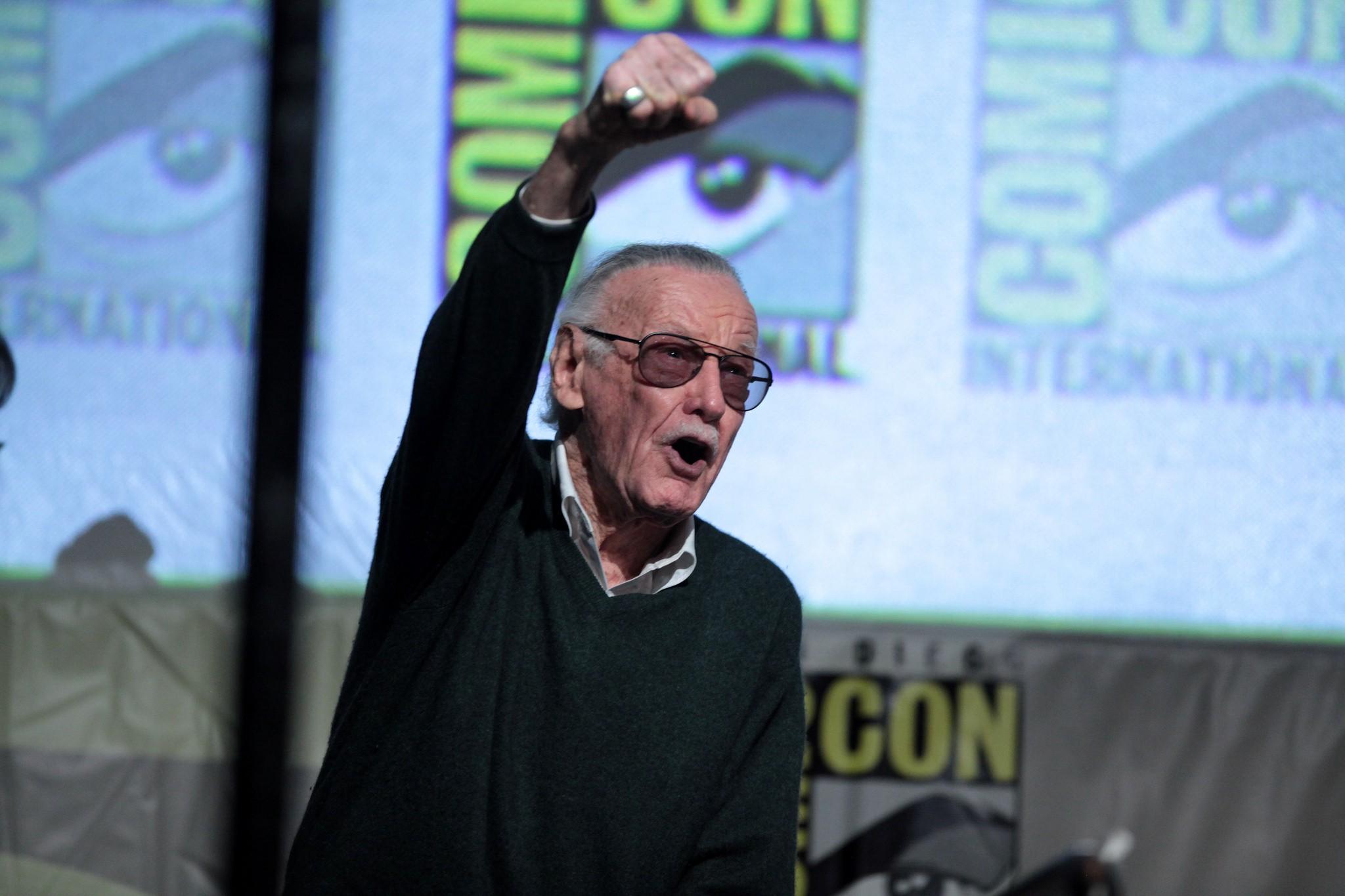 Stan Lee faleceu em 12 de novembro em Los Angeles, nos Estados Unidos (Foto: Flickr/Gage Skidmore)