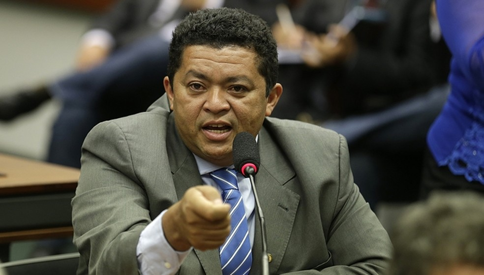 Deputado Beto Faro — Foto: Gustavo Bezerra / Assessoria