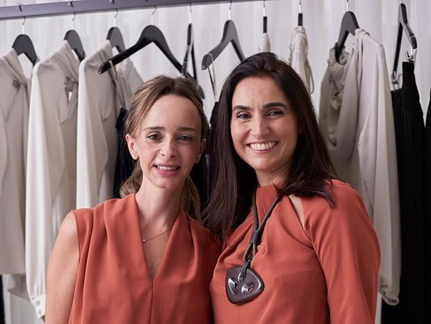 Leonor Toledo e Luciana Issa (Foto: Murilo Yamanaka/ Divulgação)