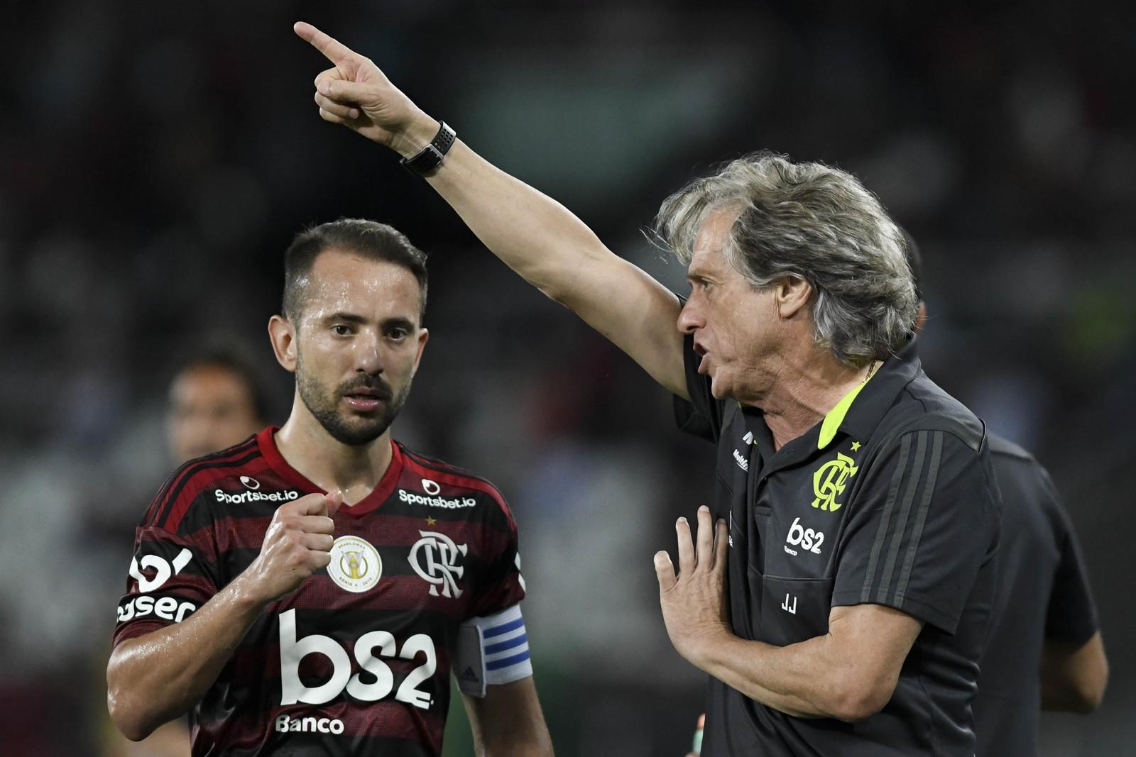 Jesus admite que Flamengo não teve