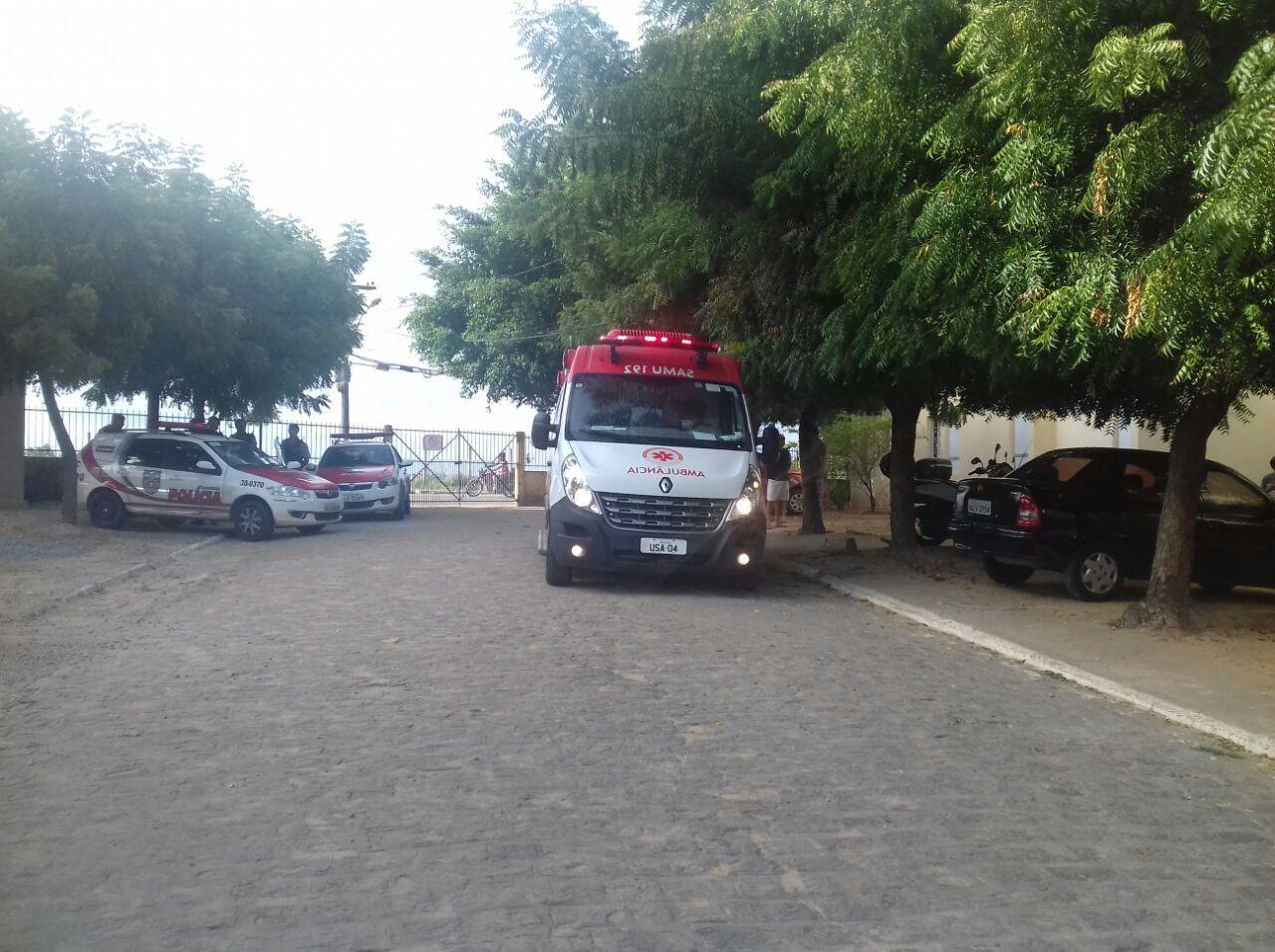 Corregedoria da Polícia Militar investiga policial suspeito de atirar contra a esposa no São Jorge, Maceió