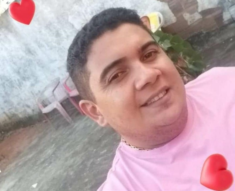Raimundo Genário Rocha da Fonseca, de 38 anos, foi assassinado na Zona Norte de Natal — Foto: Reprodução