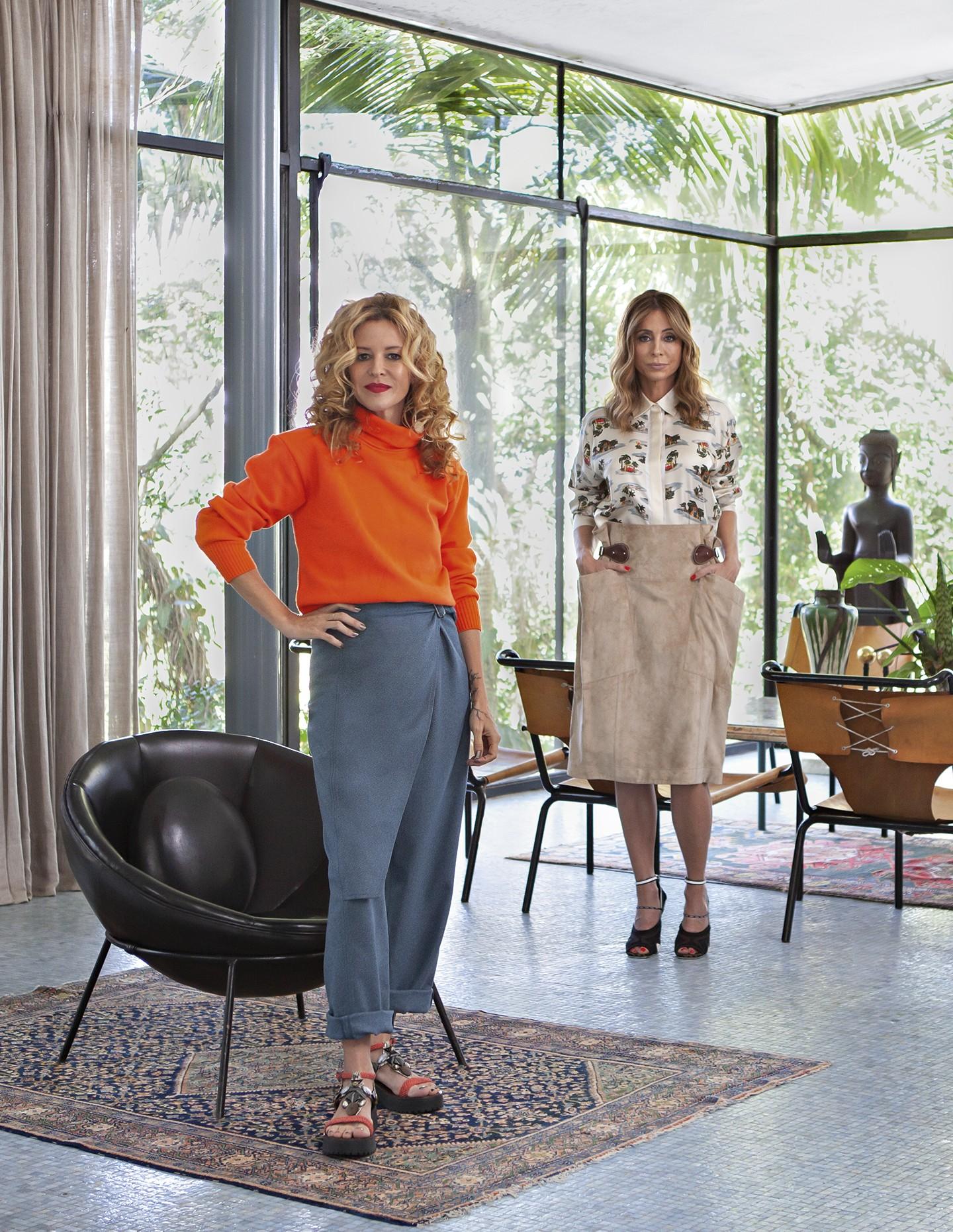 Edição de junho da Casa Vogue enaltece o trabalho de mulheres (Foto: Daniela Toviansky)