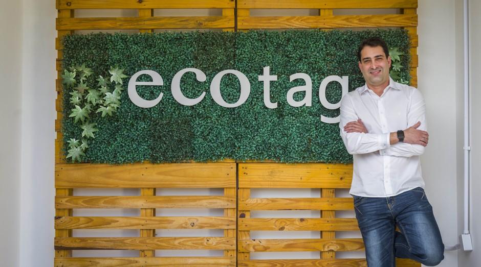 Júnior Souza, da Ecotag (Foto: Divulgação)
