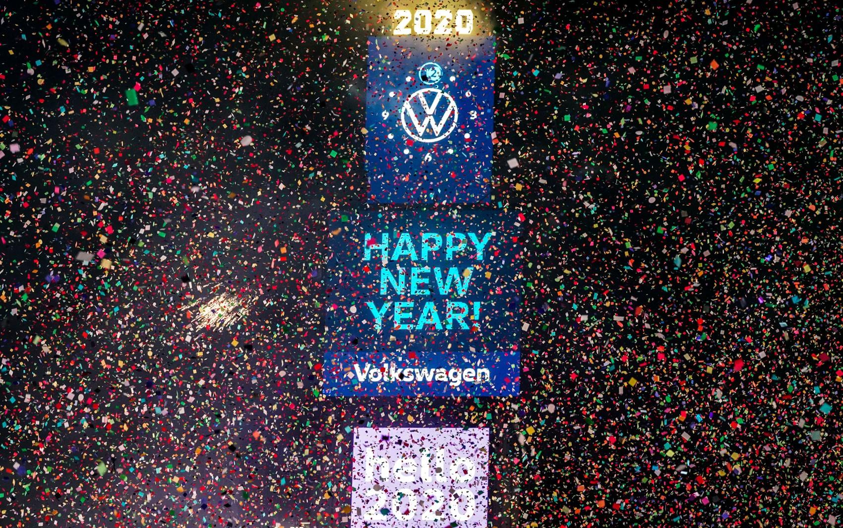 Celebração do Ano Novo na Times Square, em Nova York, será virtual