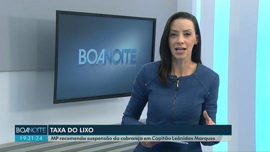MP recomenda suspensão de cobrança da taxa de lixo em Capitão Leônidas Marques