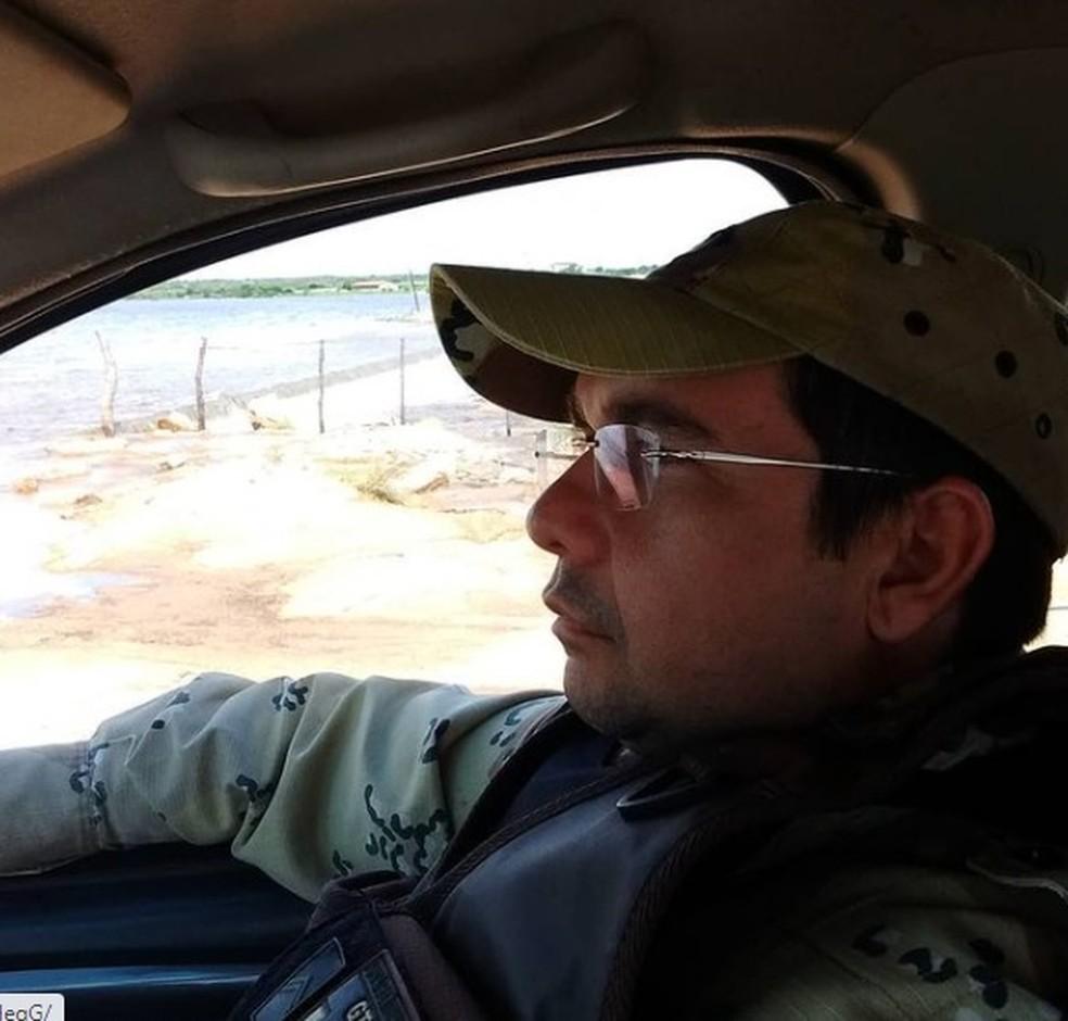 Sargento Gevanildo Araújo tinha 42 anos  — Foto: Arquivo pessoal