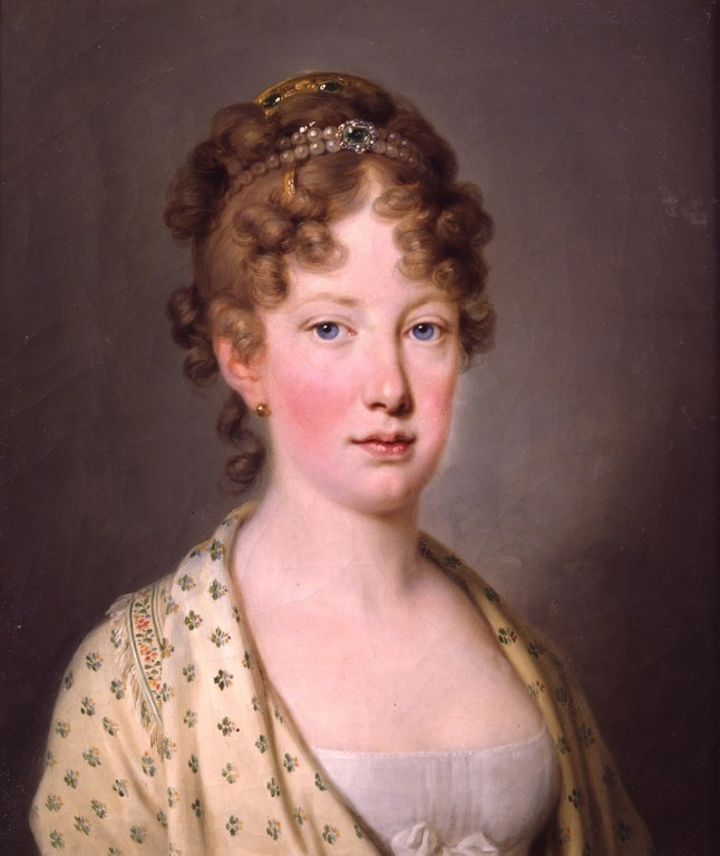 Maria Leopoldina influenciou Dom Pedro I para que emancipasse o Brasil de Portugal (Foto: Wikimedia Commons )