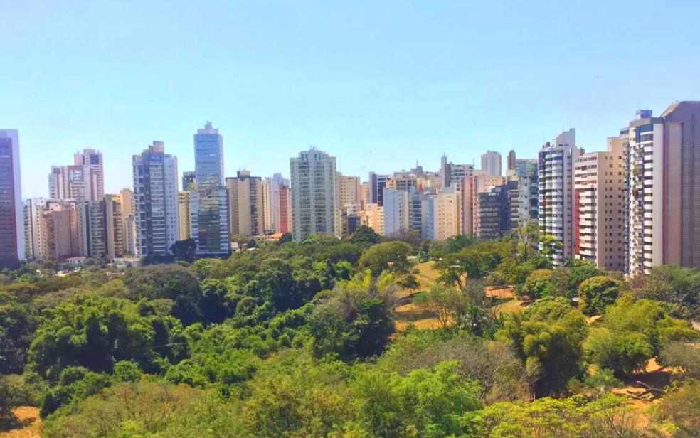 Parque Zoológico ficará aberto para visitação no feriado (Foto: Murillo Velasco/G1)