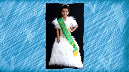 Campista do The Voice Kids Brasil sonha seguir carreira de atriz de musicais