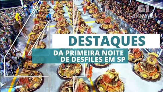 Tatuapé, Império e Mancha Verde são destaques do 1º dia do carnaval de São Paulo