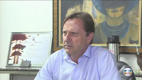 Médicos impedem que PF leve Acir Gurgacz para cumprir pena no DF