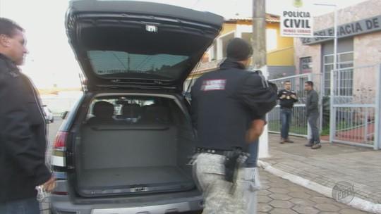 Operações contra o tráfico de drogas prendem 17 pessoas em 2 cidades do Sul de Minas
