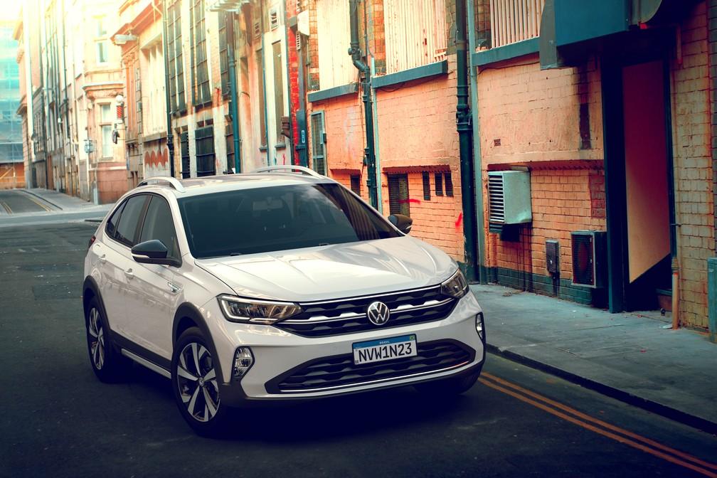 Volkswagen Nivus — Foto: Divulgação/Volkswagen