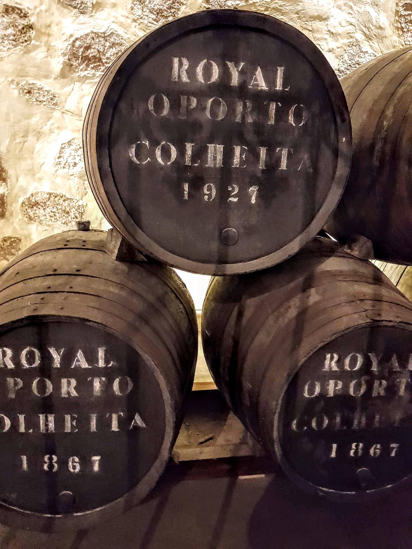 Duas mil garrafas de vinhos do Porto da Real Companhia Velha desembarcaram no porto do Rio em 1756 para a Corte Portuguesa