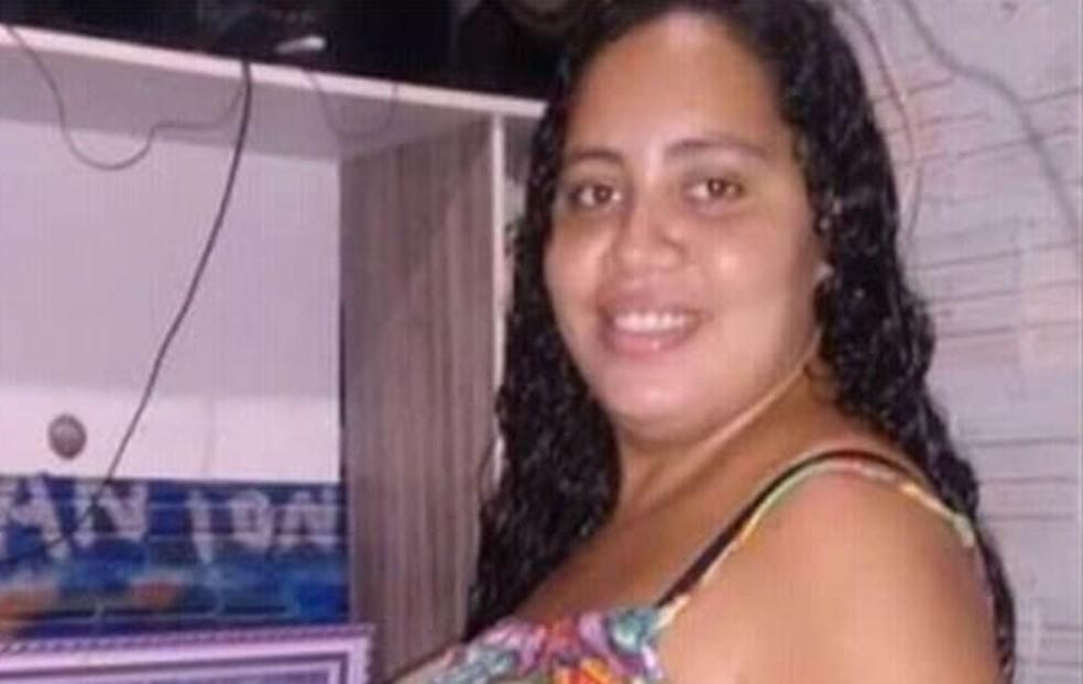 Marilia Andresa da Silva, de 23 anos foi baleada dentro de casa, em Mossoró. (Foto: Arquivo pessoal)