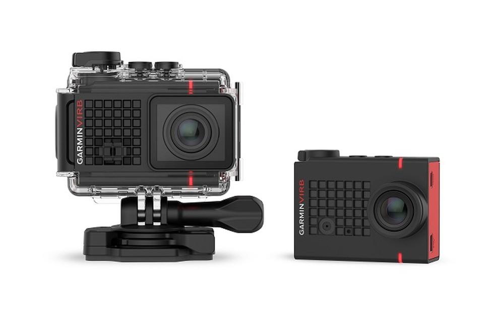Nova câmera de ação da Garming, VIRB Ultra 30, chega ao Brasil (Foto: Divulgação/Garmin)