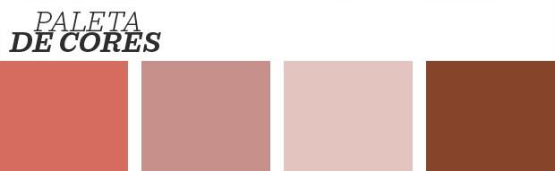 Décor do dia: quarto de casal em tons de rosa (Foto: Reprodução)