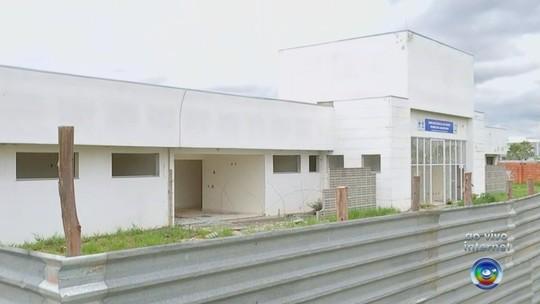 Obras de UBS em Araçoiaba da Serra devem ser retomadas em 2020
