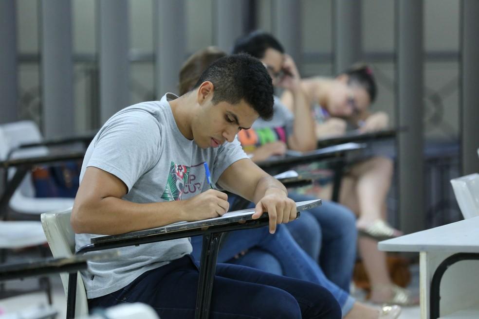 Concursos em Jaguaribe é suspenso pelo novo gestor — Foto: Ares Soares/Unifor