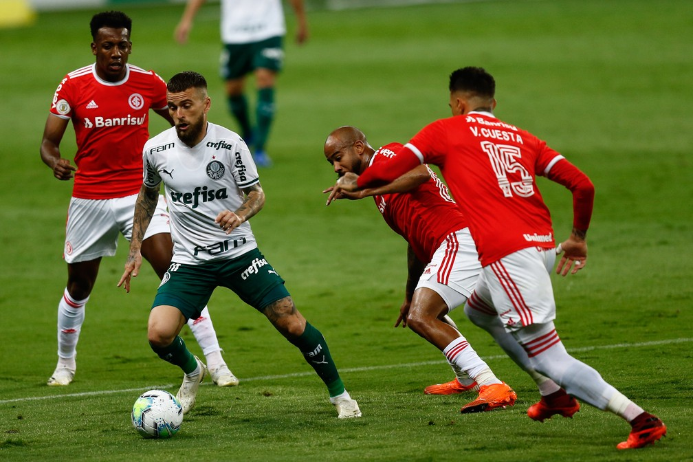 frm20201219008 Palmeiras tem atuação apática contra o Inter, e título brasileiro fica mais distante