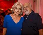 Betty Faria e Ary Fontoura | Paulo Belote/Globo