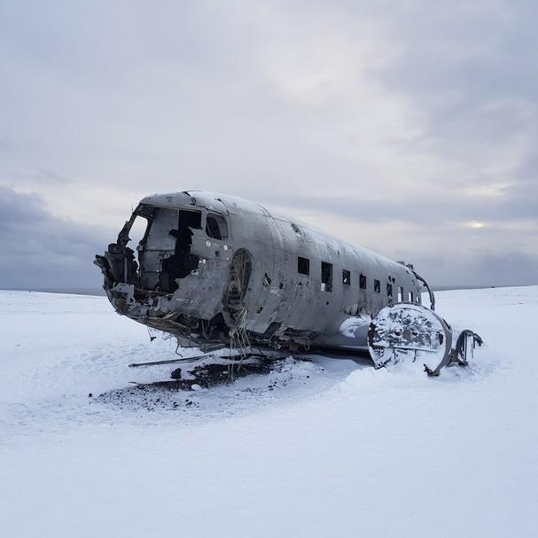Sólheimasandur Plane Wreck (Foto: Divulgação)
