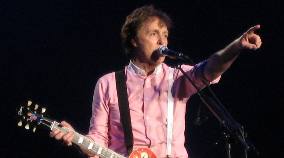 Paul McCartney, fundador dos Beatles e de um negócio de sucesso (Foto: Reprodução/Wikimedia Commons)