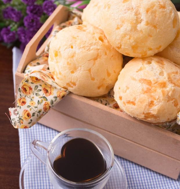 10 receitas de pão de queijo fáceis de fazer